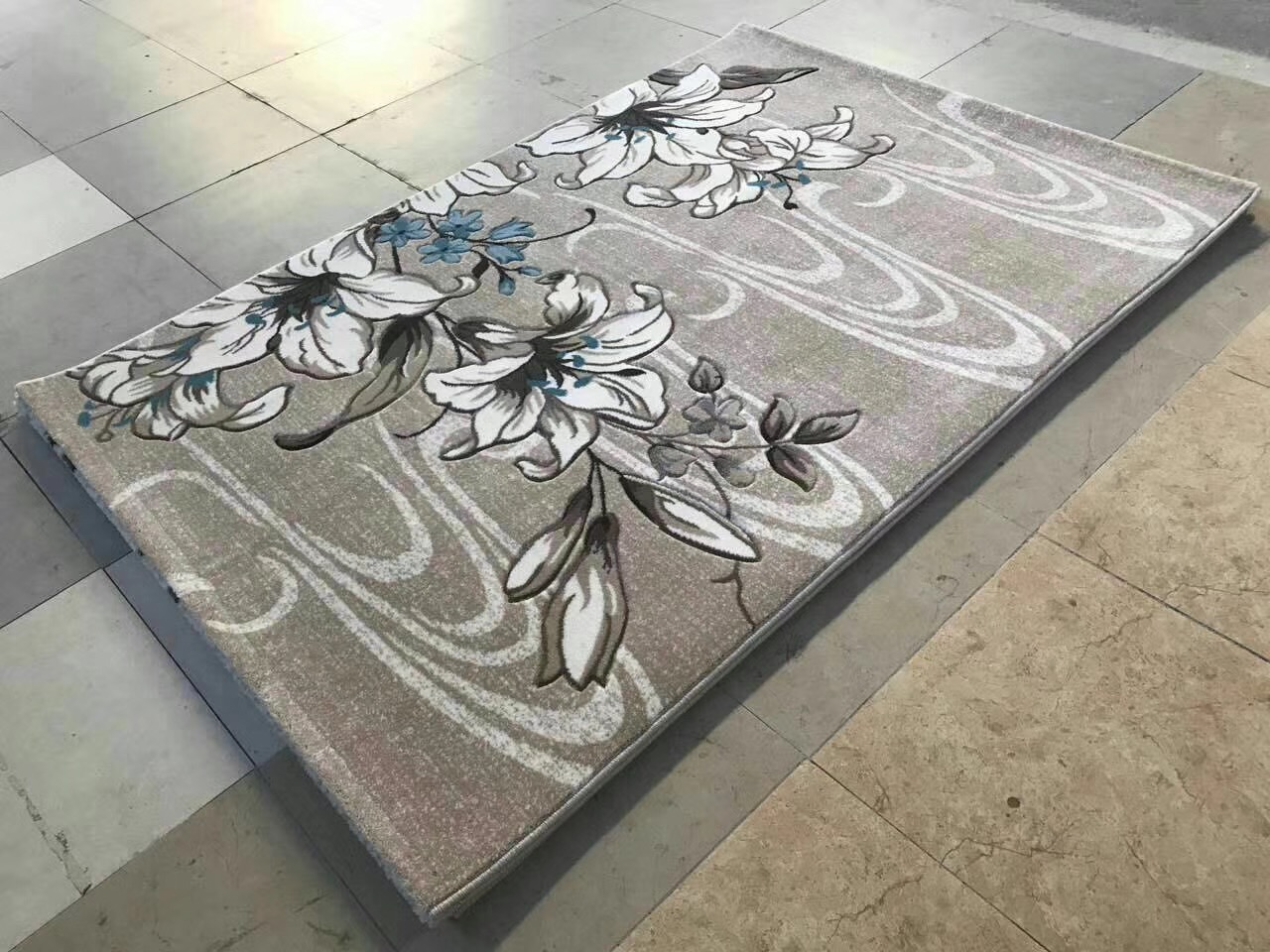 machine made rug