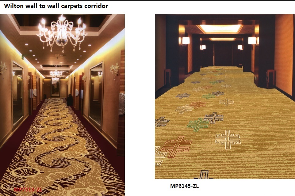 wilton hotel carpet