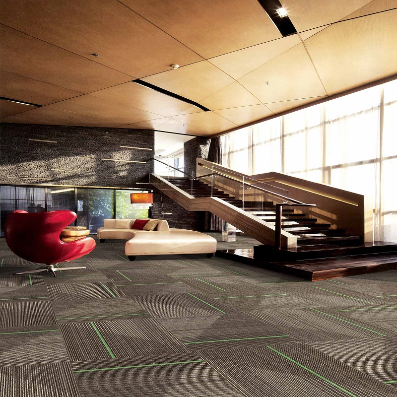 nylon office carpet tile